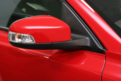 Rear-view mirror Royalty Free Stock Image