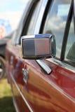 Rear view mirror Stock Photos