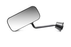 Rear-view spiegel van de auto royalty-vrije stock afbeeldingen