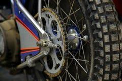 Rear wheel Royalty Free Stock Photography