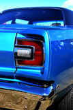 Rearlights. On a vintage car royalty free stock image