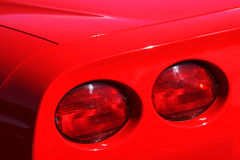 Rearlights Stock Photography
