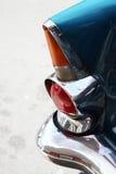 Rearlights clásicos del coche Imagen de archivo libre de regalías