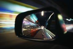 rearview зеркала Стоковые Изображения RF