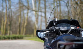 Rearview Stock Photography