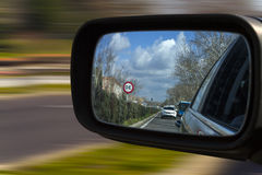 Rearview Royalty Free Stock Images