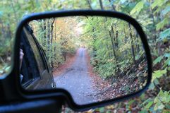 In The Rearview Stock Images
