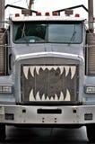 rearview kłopoty Zdjęcia Stock