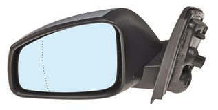 Rearview miror Royalty Free Stock Images