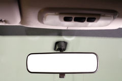 Rearview mirror Royalty Free Stock Image