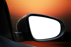 Free Rearview Mirror Royalty Free Stock Photo - 37007465