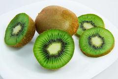 Reasonable kiwis Stock Image
