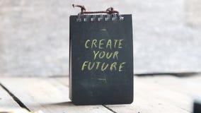Reate twój przyszłość zdjęcie wideo