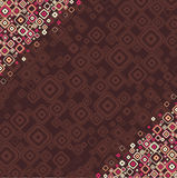Сreative pattern.Vector. Stock Photography