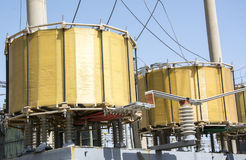 Reattore ad alta tensione Immagini Stock Libere da Diritti
