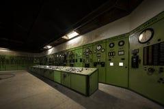 Reattore nucleare in un istituto di scienza Immagini Stock