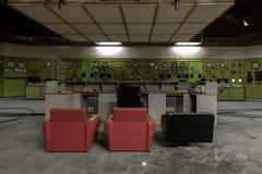 Reattore nucleare in un istituto di scienza Fotografie Stock