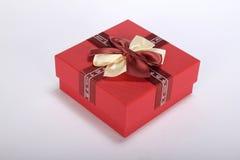 Reb Gift-Kasten lizenzfreie stockfotografie