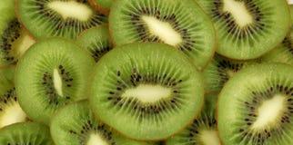 Rebana el kiwi Foto de archivo libre de regalías