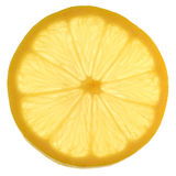Rebanada anaranjada. Foto de archivo libre de regalías