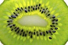 Rebanada de kiwi Fotografía de archivo