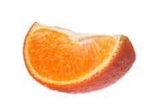 Rebanada de la fruta cítrica de la mandarina Fotografía de archivo libre de regalías