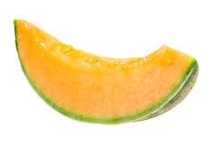 Rebanada de melón Fotografía de archivo libre de regalías