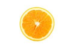 Rebanada de naranja Fotografía de archivo