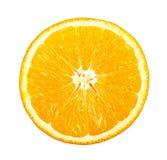 Rebanada de naranja Imágenes de archivo libres de regalías