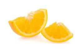 Rebanada de naranja fresca Imágenes de archivo libres de regalías