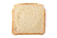 Rebanada de pan de la tostada del trigo Fotografía de archivo