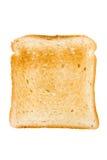 Rebanada de pan tostada Imagenes de archivo