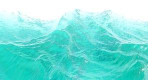 Rebanada del agua Imagenes de archivo