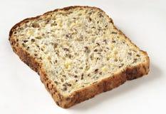 Rebanada del pan Fotos de archivo