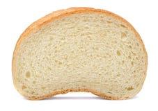 Rebanada del pan Imagen de archivo libre de regalías