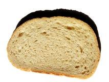 Rebanada del pan Imágenes de archivo libres de regalías