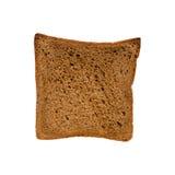 Rebanada del pan de Rye Imagenes de archivo