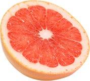Rebanada del pomelo Imagen de archivo libre de regalías