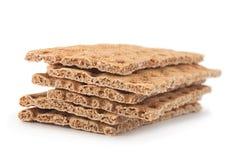Rebanada del pread del pan de la dieta Fotos de archivo