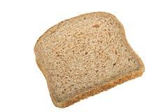 Rebanada fresca de pan deletreado Imagenes de archivo