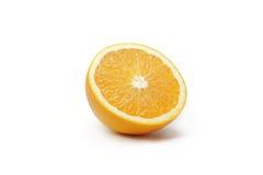 Rebanadas anaranjadas de la fruta Imagen de archivo