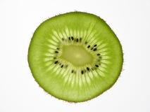 Rebanadas del kiwi Imagenes de archivo