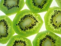 Rebanadas del kiwi Imagen de archivo libre de regalías