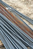 Rebar assortment Stock Photos