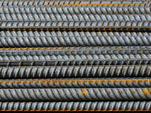 Rebar Background Royalty Free Stock Photos