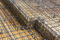 Rebar for Building Stock Photography