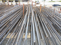 Rebar Royalty Free Stock Photo