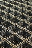 Rebar mesh Royalty Free Stock Photos