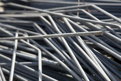 Rebar Pile 1 Stock Photos