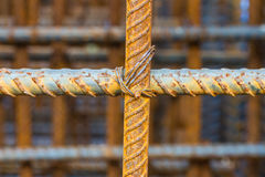 Rebar Royalty Free Stock Image